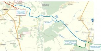 Схема проезда Москва 2